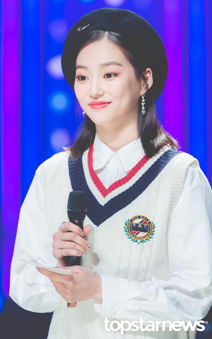 씨엘씨(CLC) 장예은 / 서울, 최규석 기자