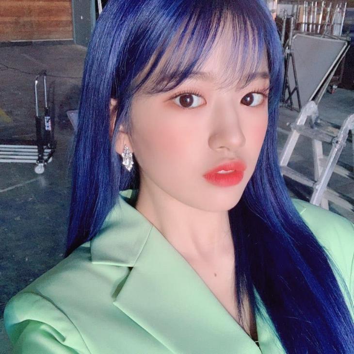 안유진 / 아이즈원(IZ*ONE) 공식 인스타그램