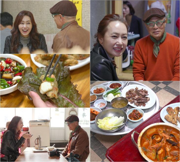TV조선 '식객 허영만의 백반기행'
