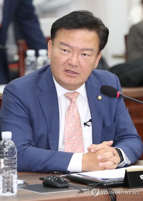 민경욱 / 연합뉴스