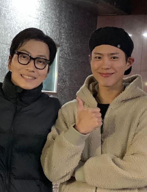 이동휘-박보검 / 이동휘 SNS