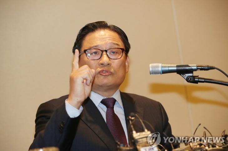 박찬주 전 대장 / 연합뉴스