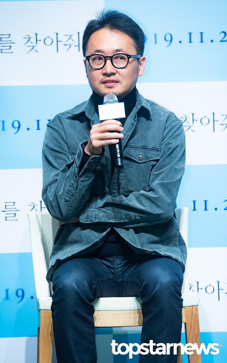 김승우 감독 / 서울, 정송이 기자