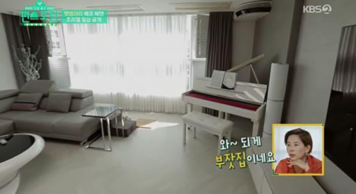 진세연 집공개 /KBS2 '신상출시 편스토랑' 방송캡처