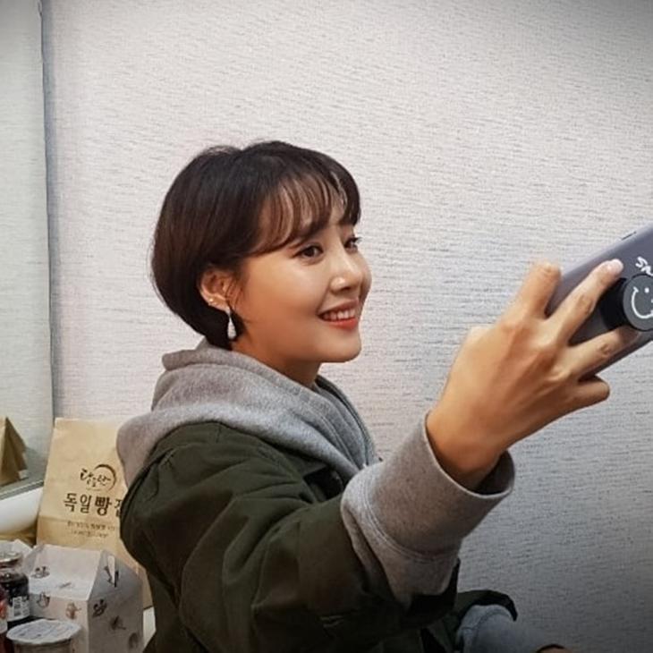 강경헌 인스타그램
