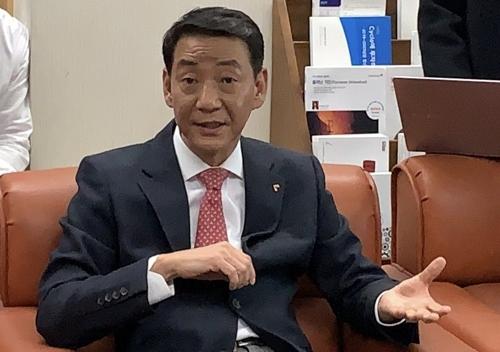 권용원 회장 / 연합뉴스 제공