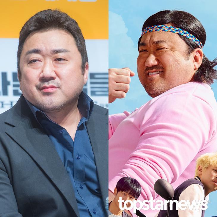 마동석 / 톱스타뉴스 HD포토뱅크-