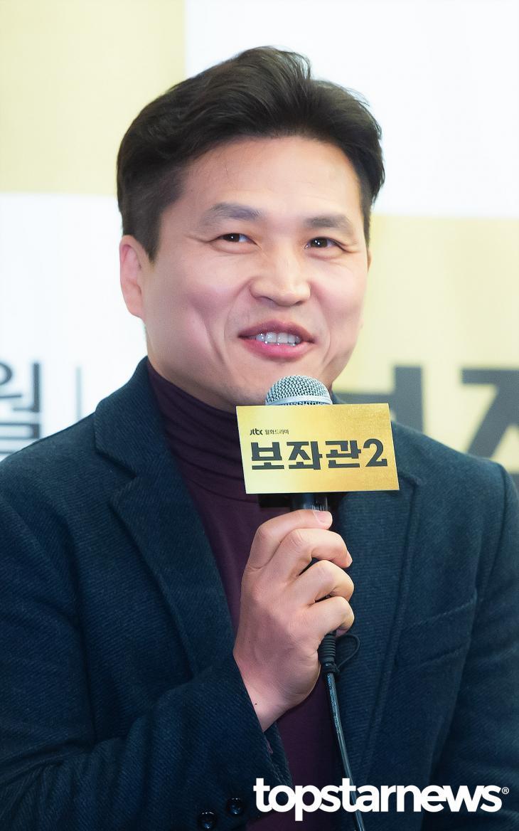 '보좌관' 제작발표회 / 톱스타뉴스 HD포토뱅크