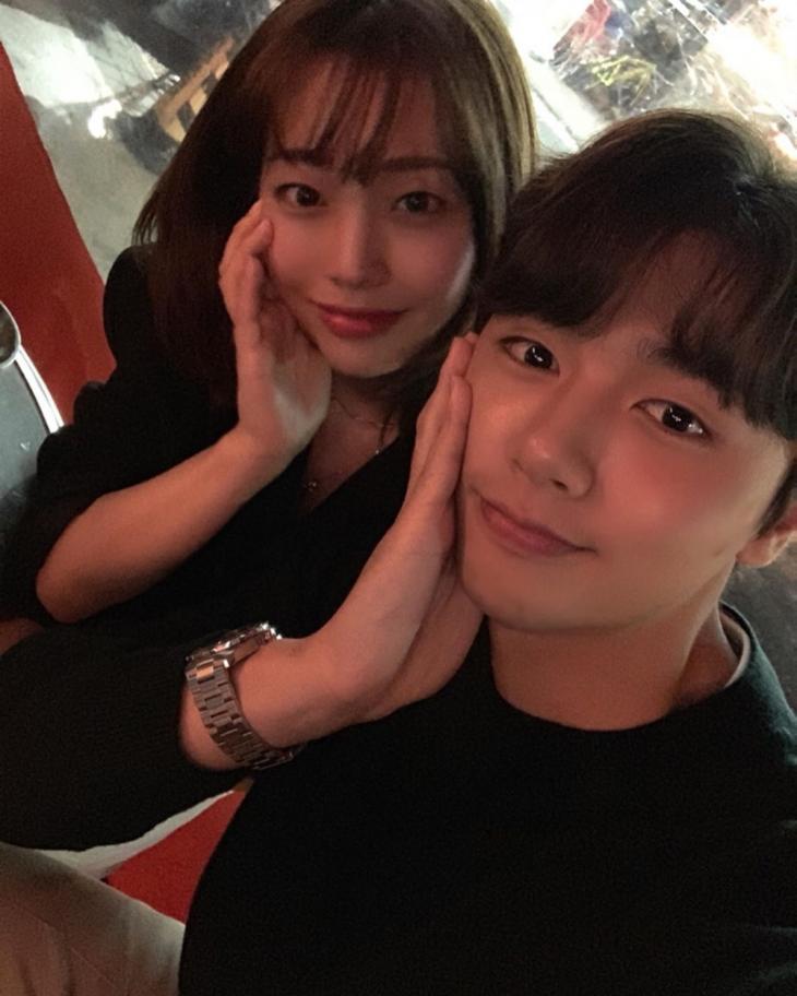 김소영-장연우 / 김소영 인스타그램