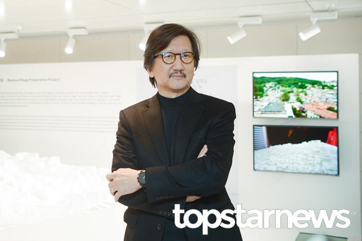 임재용 서울도시건축비엔날레 국내총감독 / 서울, 최규석 기자