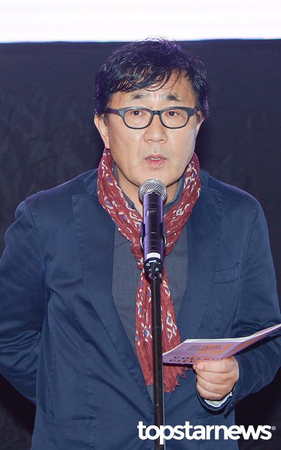 김영준 서울도시건축비엔날레 운영위원회 부위원장 / 서울, 최규석 기자