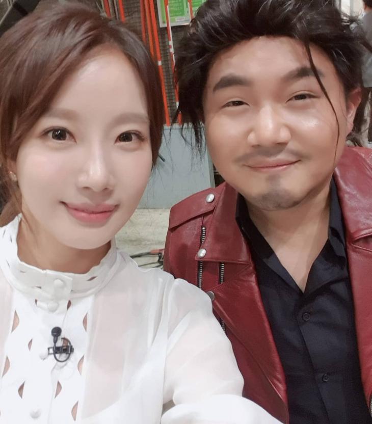신예지-조세호 / 신예지 인스타그램