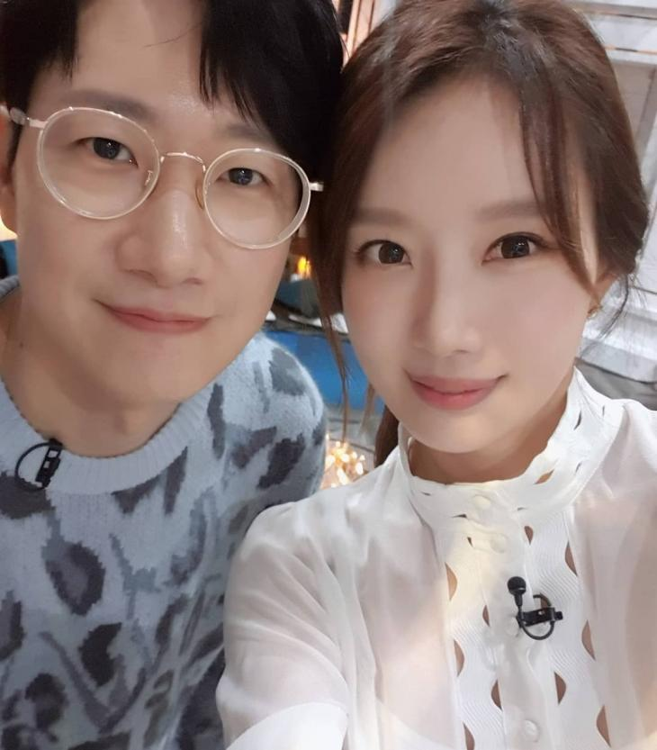 조우종-신예지 / 신예지 인스타그램