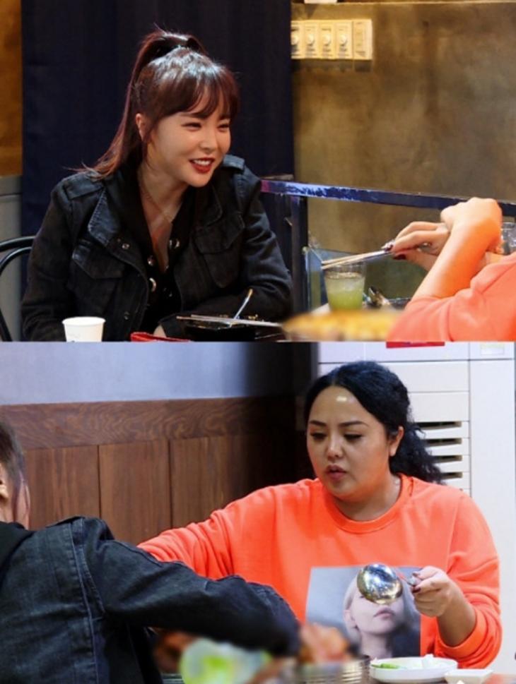 홍진영-홍선영 / SBS '미운 우리 새끼' 제공