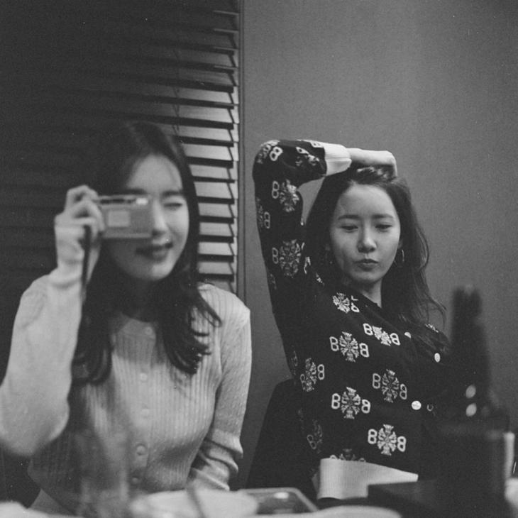 박환희-소녀시대 윤아 / 윤아 인스타그램