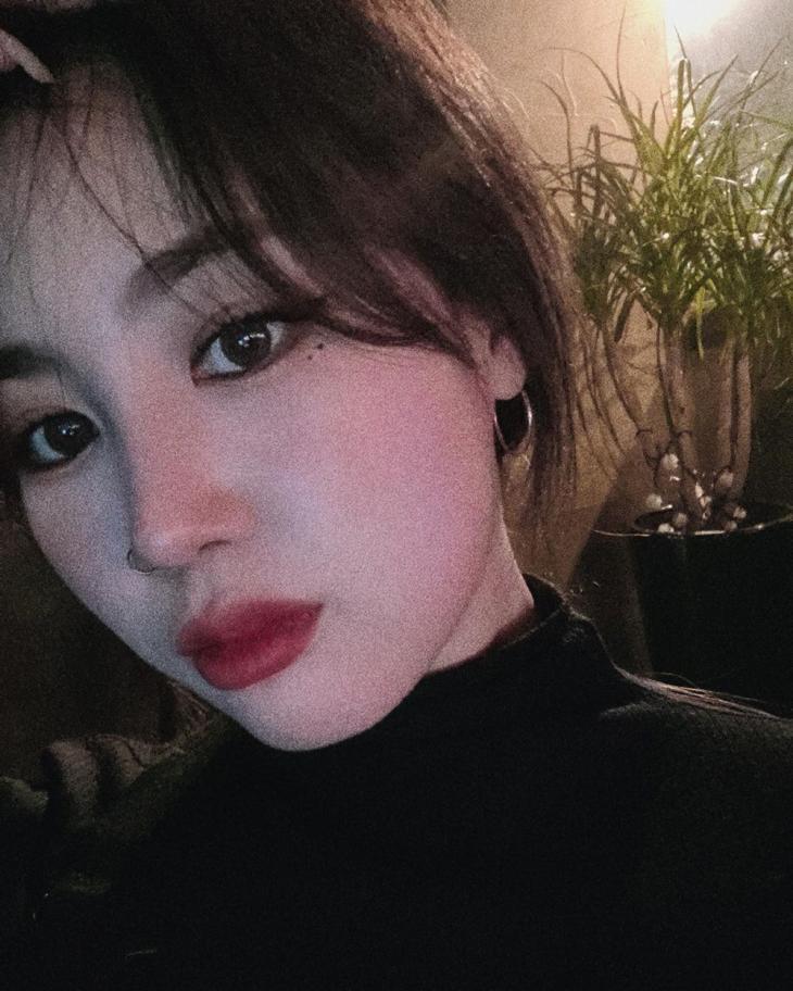 박지민 인스타그램