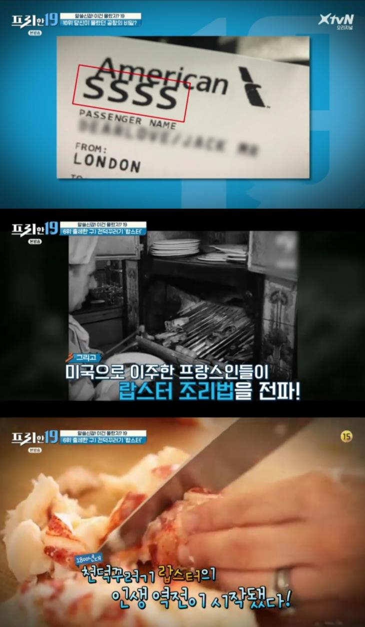XtvN 예능프로그램 '프리한19'