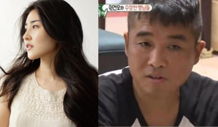 (좌) 장지연 앨범 재킷 / (우) 김건모, SBS '미운 우리 새끼' 방송 캡처
