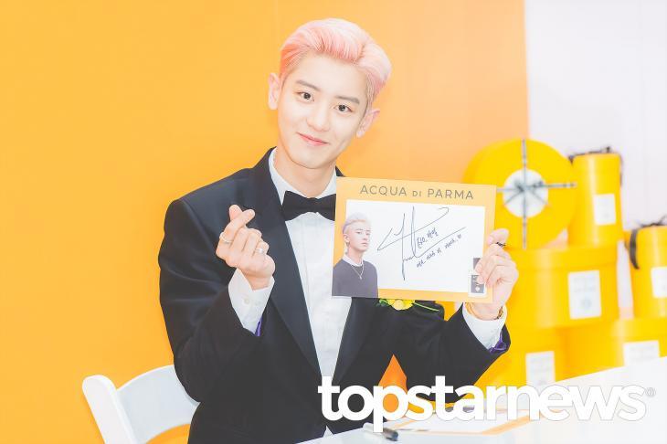 엑소(EXO) 찬열 / 서울, 최규석 기자