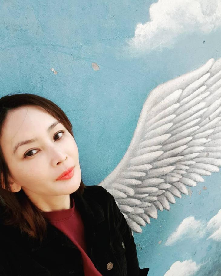 모델 박영선 인스타그램