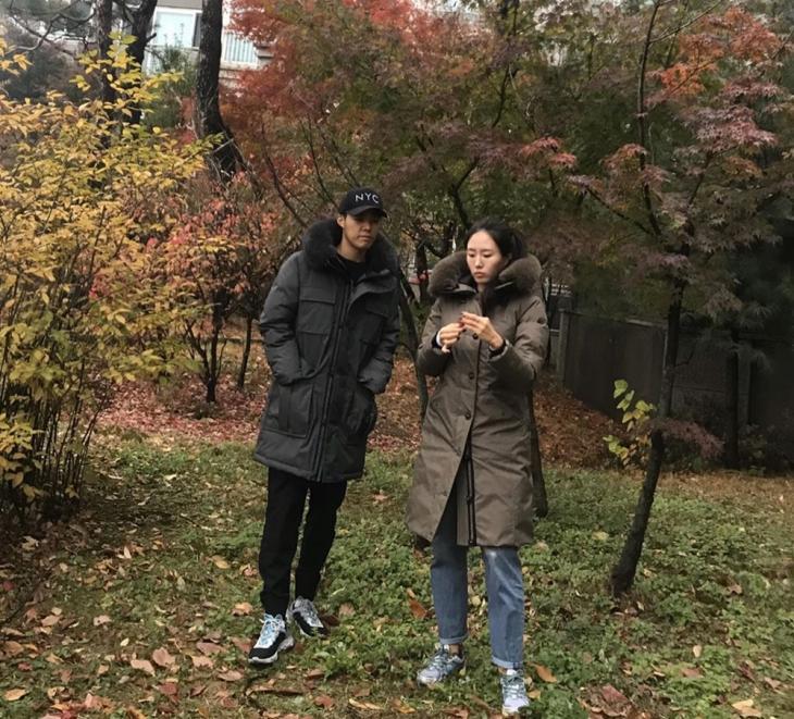 강남-이상화 / 이상화 인스타그램