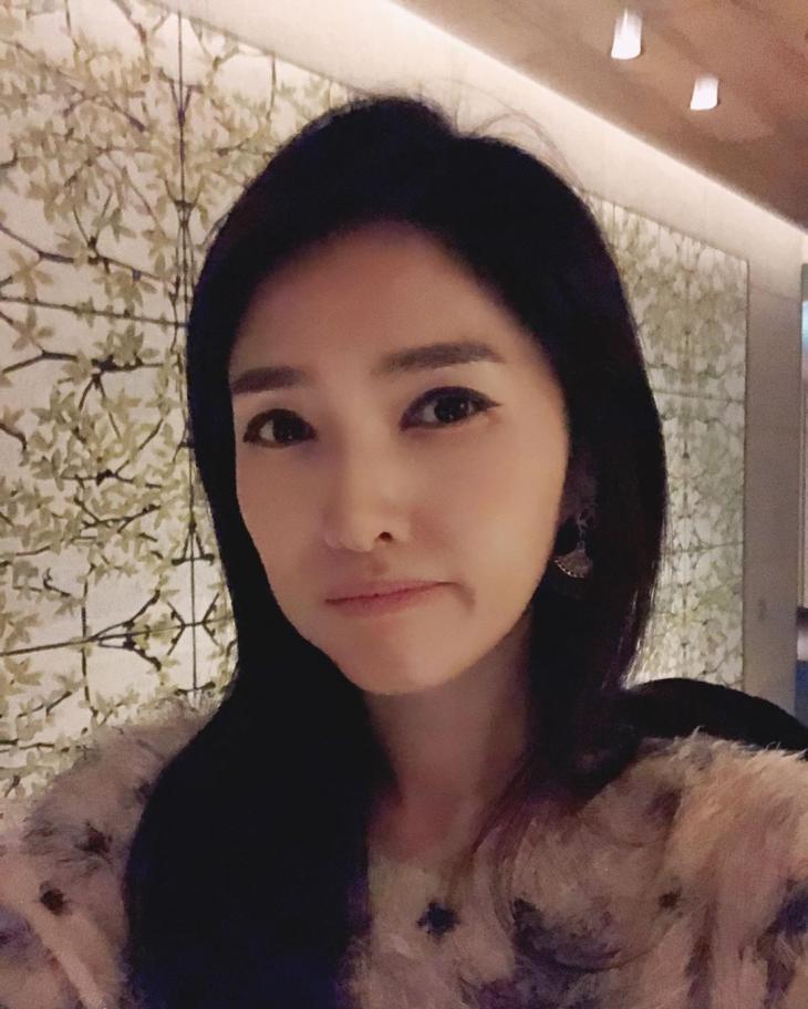 김경란 전 아나운서 인스타그램