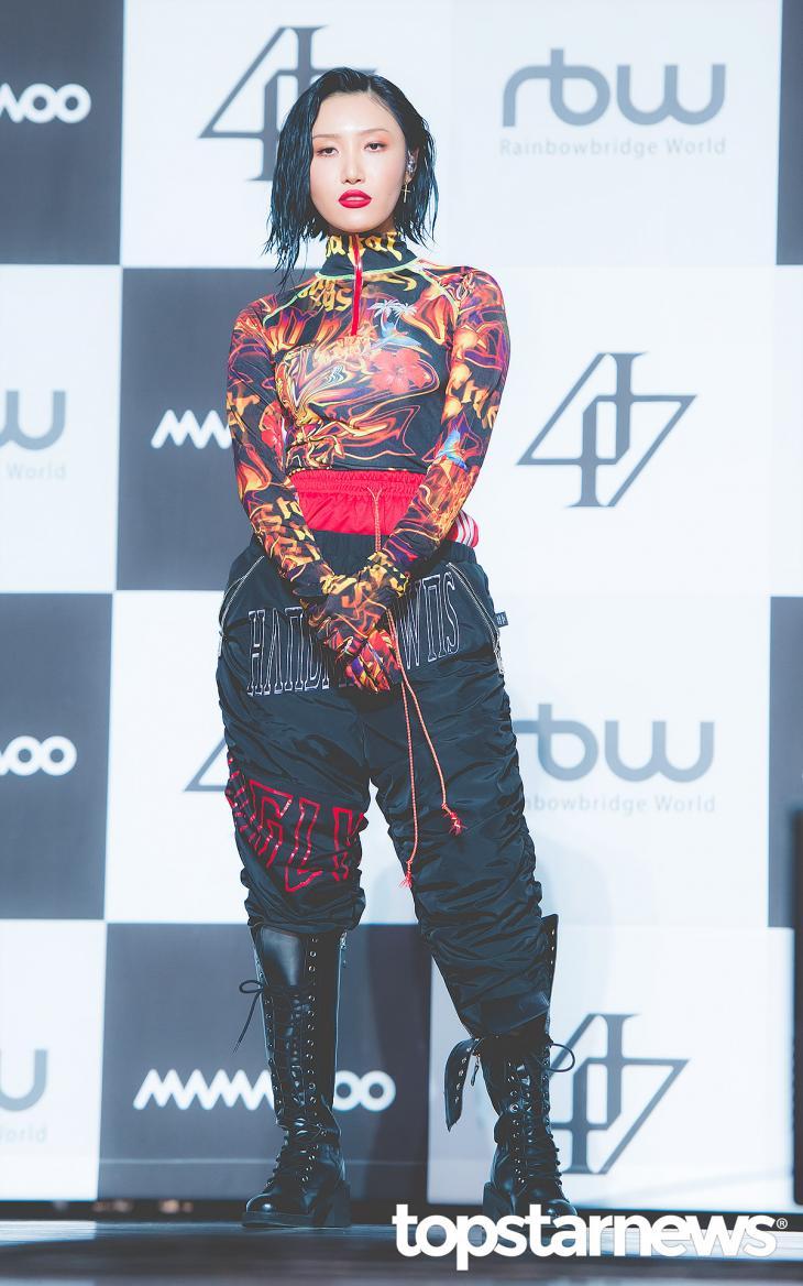 마마무(MAMAMOO) 화사 / 서울, 최규석 기자