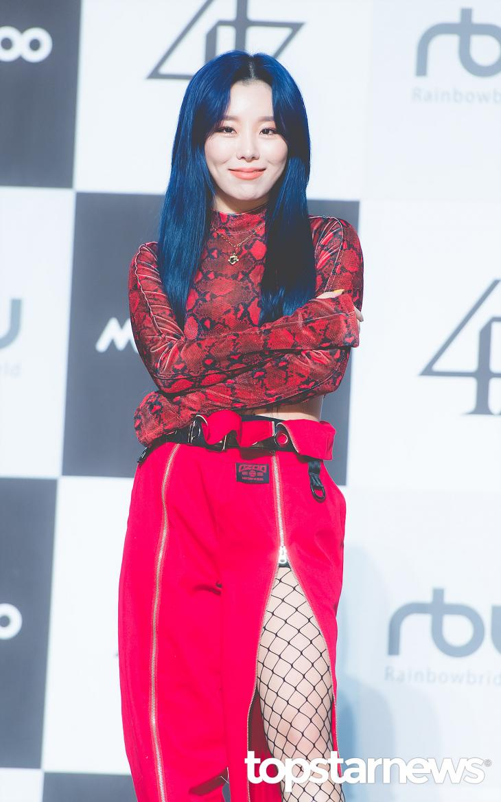 마마무(MAMAMOO) 휘인 / 서울, 최규석 기자