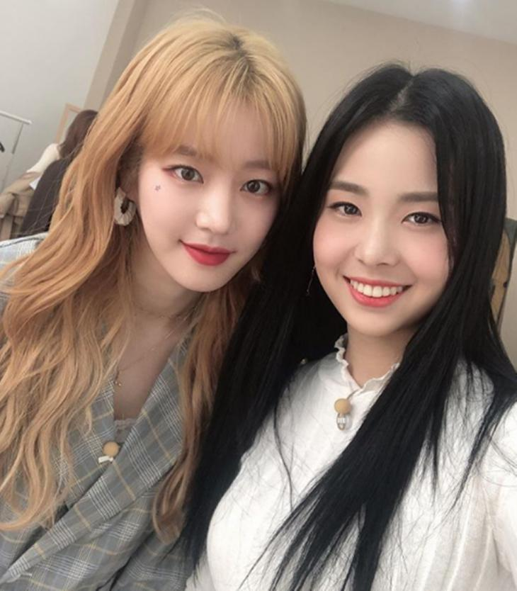 이유비-김세연 / 김세연 인스타그램