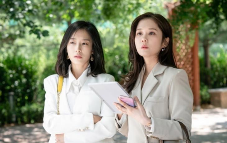 곽선영-장나라 / SBS 'VIP' 스틸컷