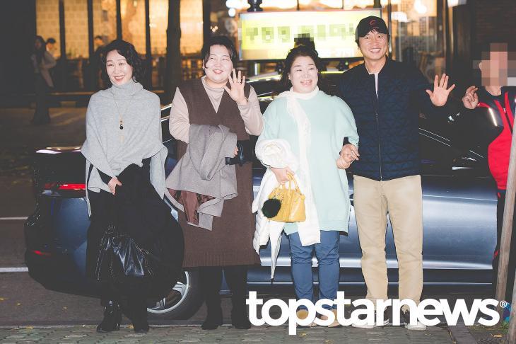 백현주-이선희-김미화-전배수 / 서울, 최규석 기자