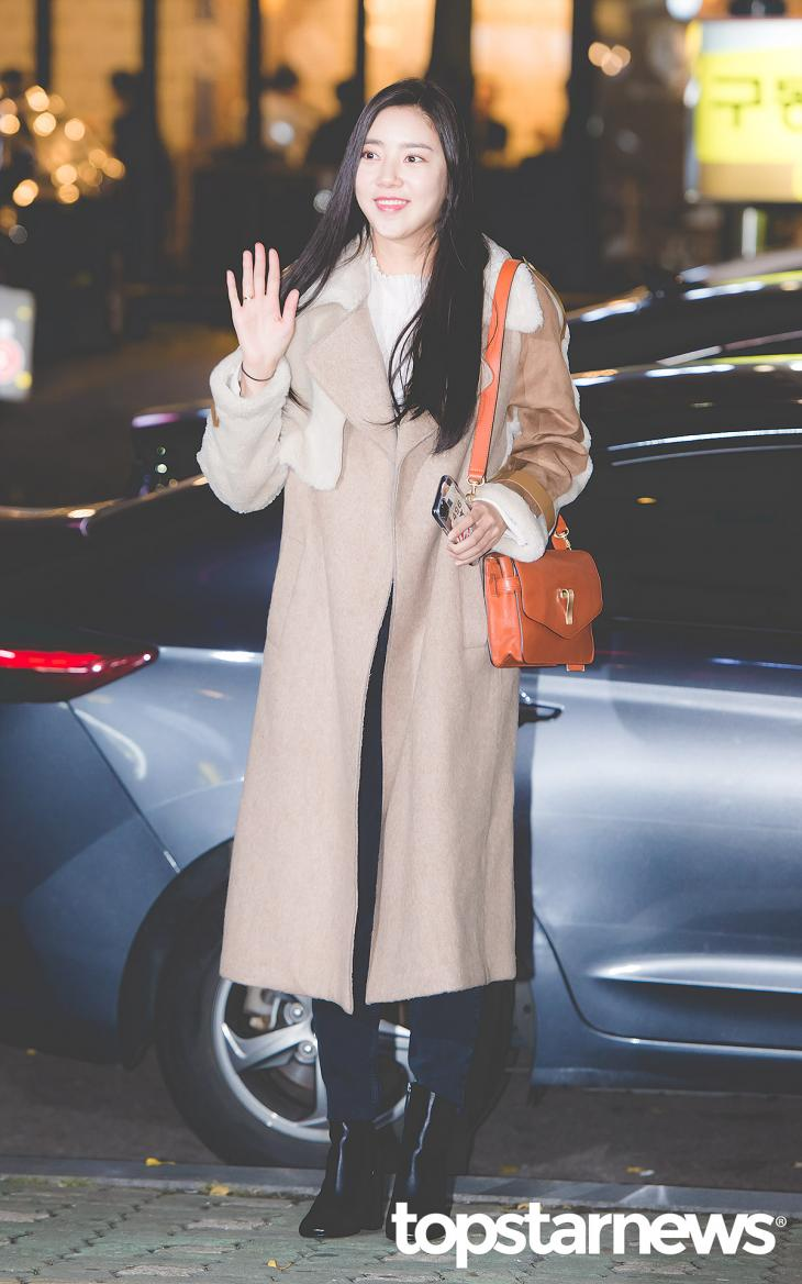 손담비 / 서울, 최규석 기자
