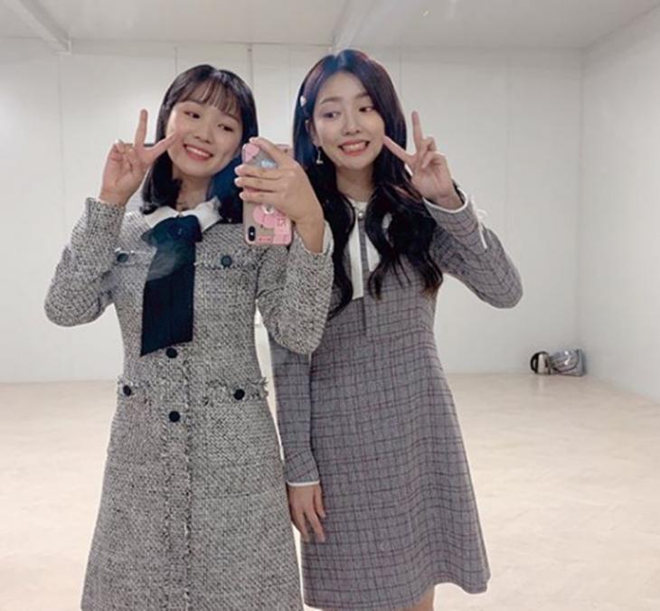 김혜윤-김지인 / 김지인 인스타그램