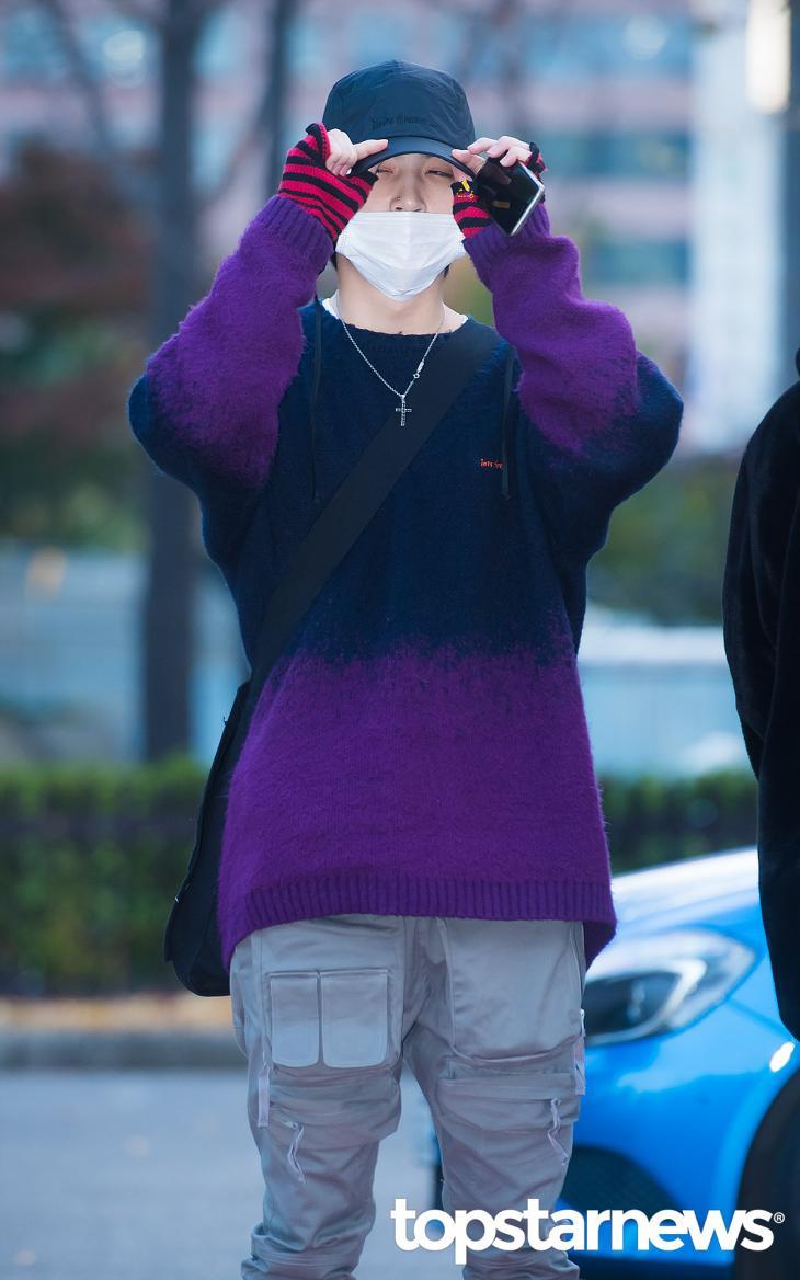 갓세븐(GOT7) JB / 서울, 정송이 기자
