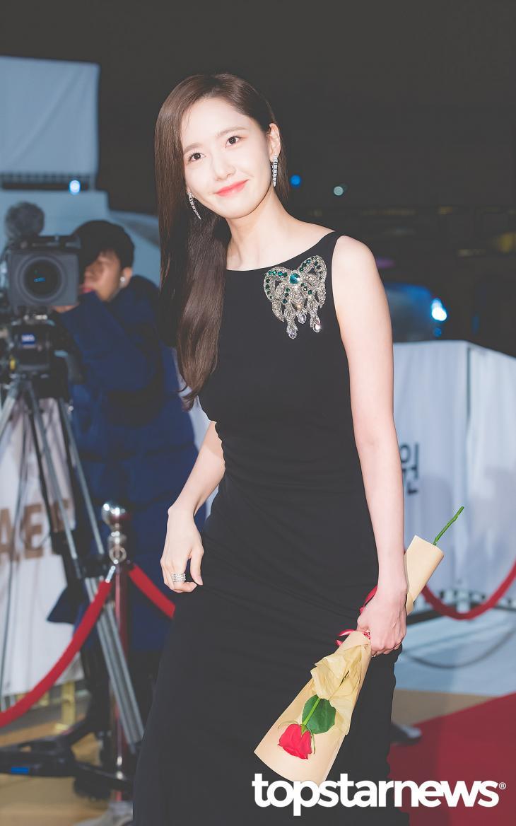 소녀시대(SNSD) 임윤아 / 인천, 최규석 기자