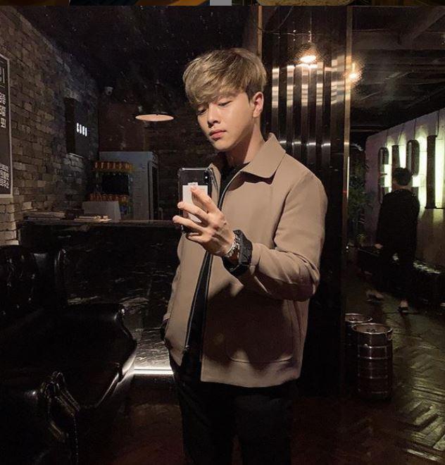 최혜성 인스타그램