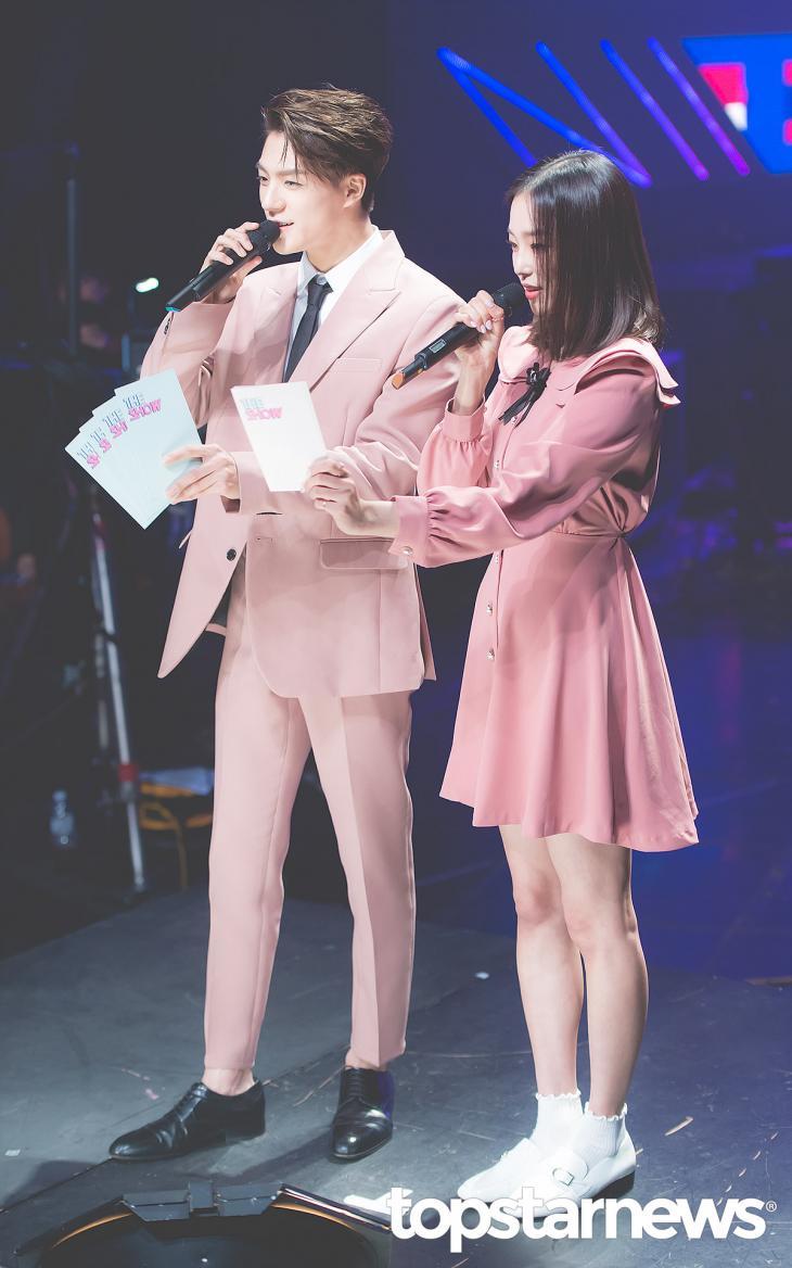 엔시티 드림(NCT DREAM) 제노-씨엘씨(CLC) 장예은 / 서울, 최규석 기자