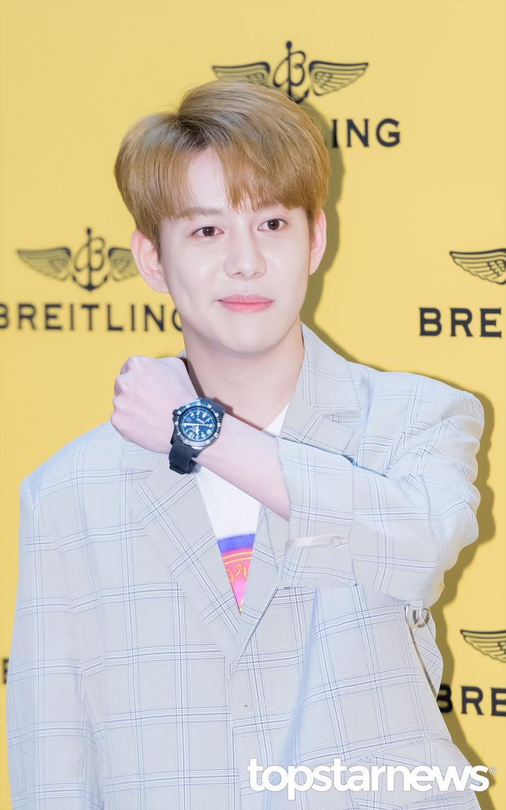 블락비(Block B) 박경 / 톱스타뉴스 HD포토뱅크