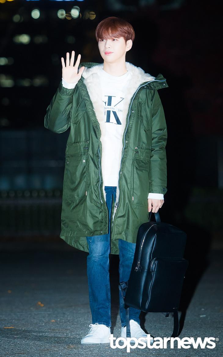 강다니엘(KANG DANIEL) / 서울, 정송이 기자