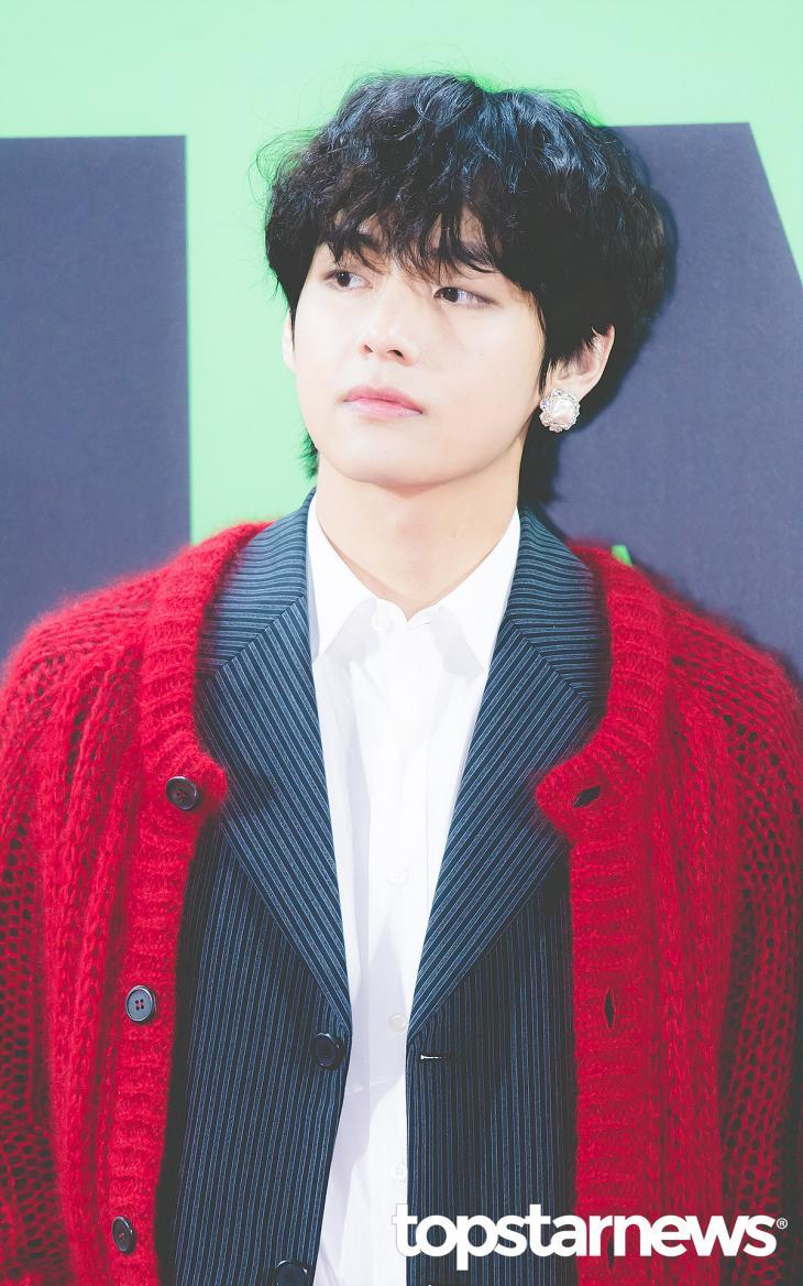 방탄소년단(BTS) 뷔 / 서울, 최규석 기자