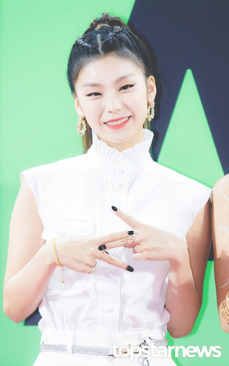 있지(ITZY) 예지 / 서울, 최규석 기자