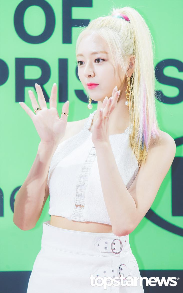 있지(ITZY) 유나 / 서울, 최규석 기자