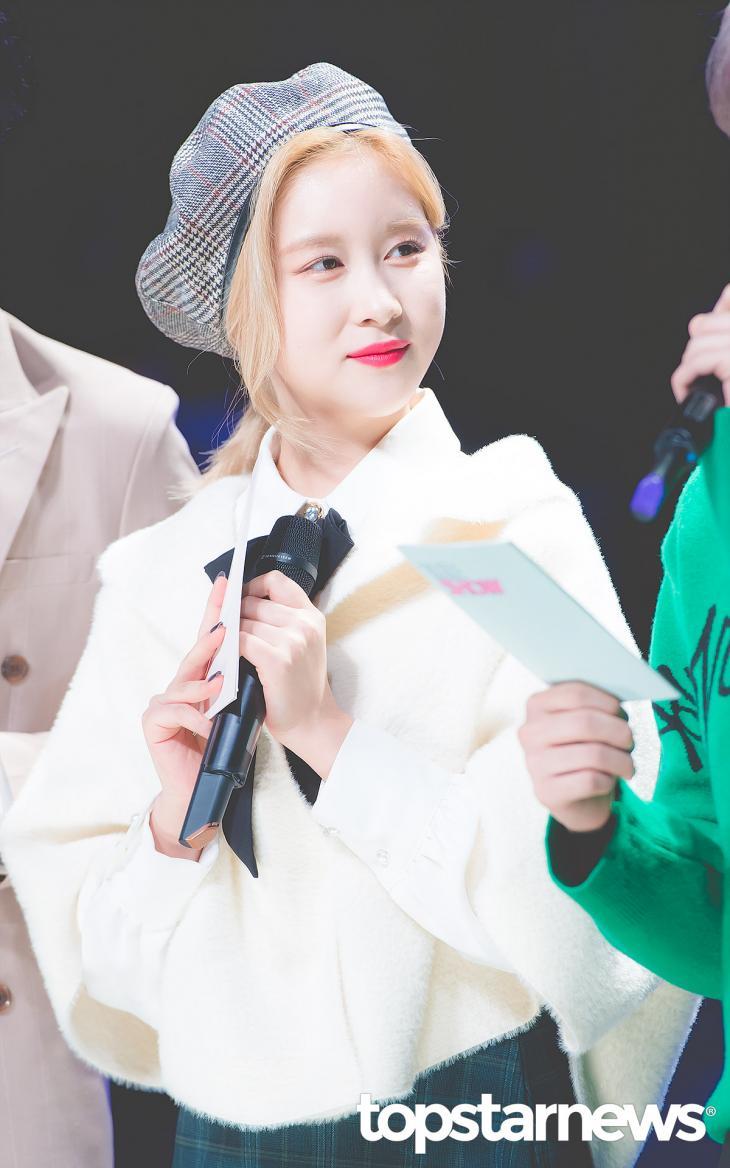 우주소녀(WJSN) 다영 / 서울, 최규석 기자