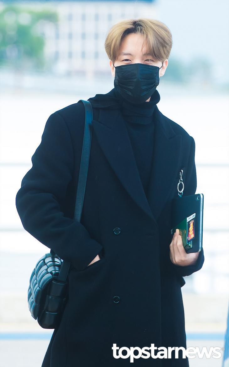 방탄소년단(BTS) 제이홉 / 인천, 정송이 기자