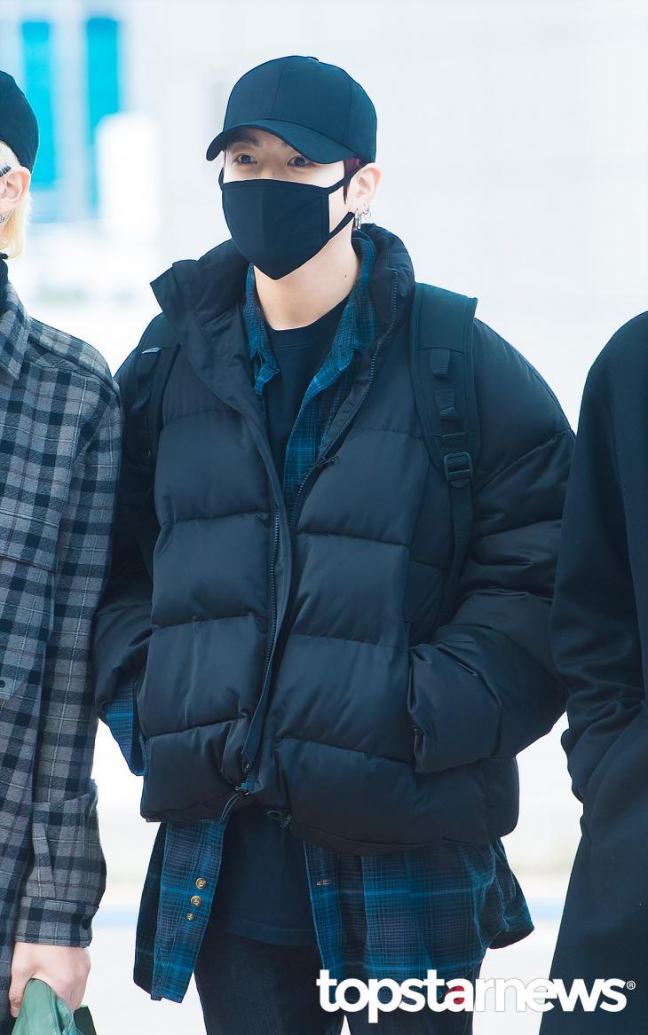 방탄소년단(BTS) 정국 / 인천, 정송이 기자