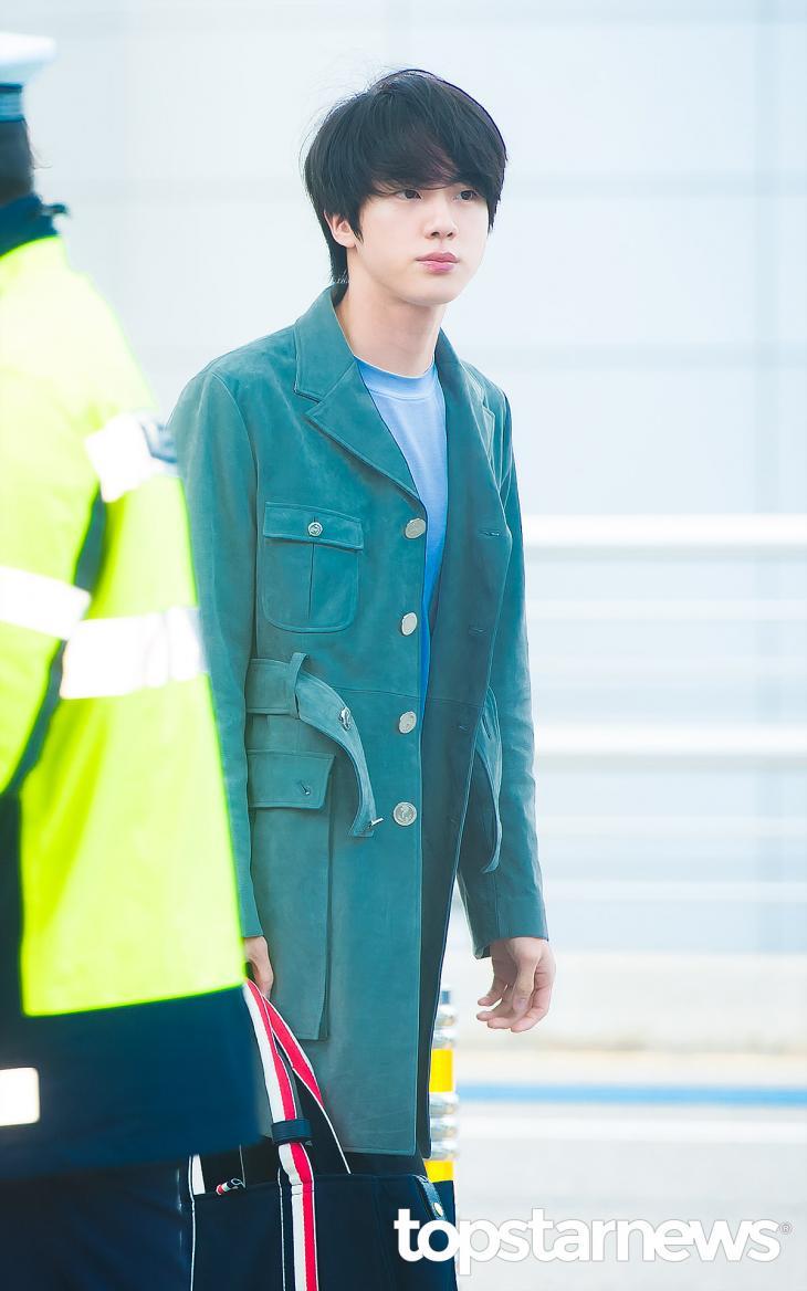 방탄소년단(BTS) 진 / 인천, 정송이 기자