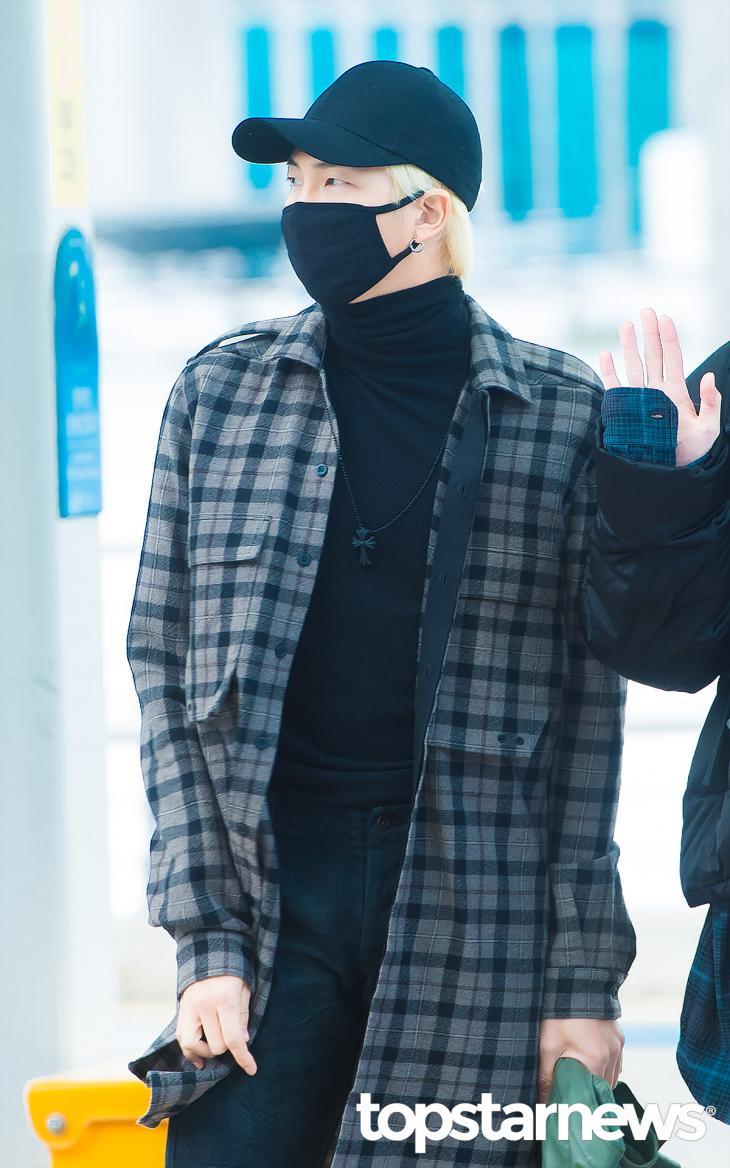 방탄소년단(BTS) RM / 인천, 정송이 기자