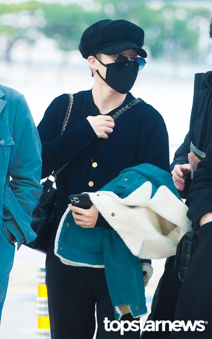 방탄소년단(BTS) 지민 / 인천, 정송이 기자