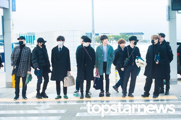 방탄소년단(BTS) / 인천, 정송이 기자