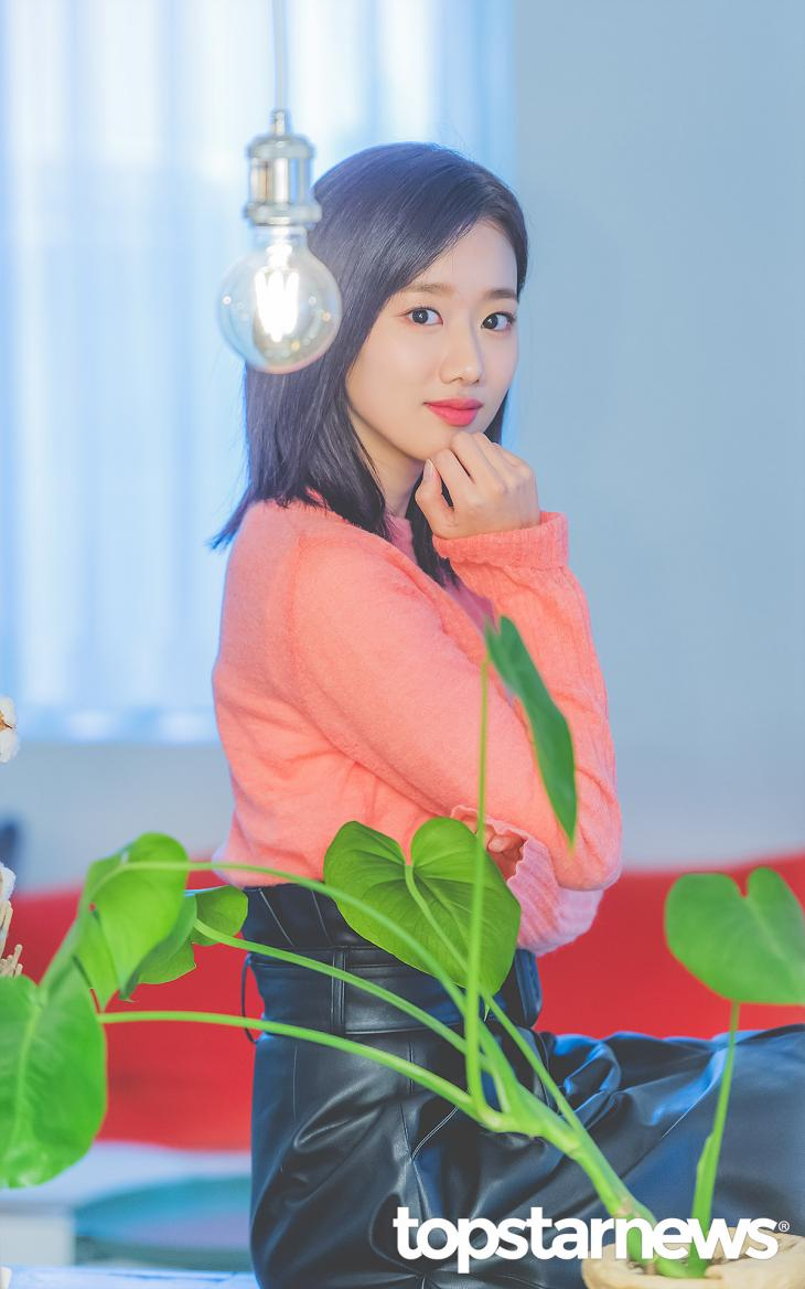 에이프릴(April) 이나은 / 서울, 최규석 기자